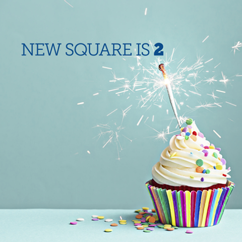 **FREE PARKING** New Square Shopping Centre – Happy 2nd Birthday New Square