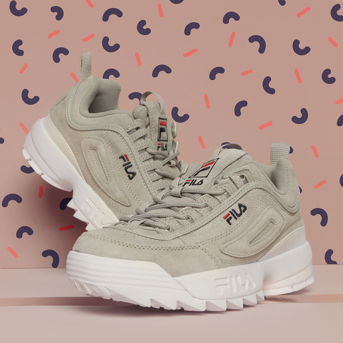 New trainers in Schuh, New Square Shopping Centre