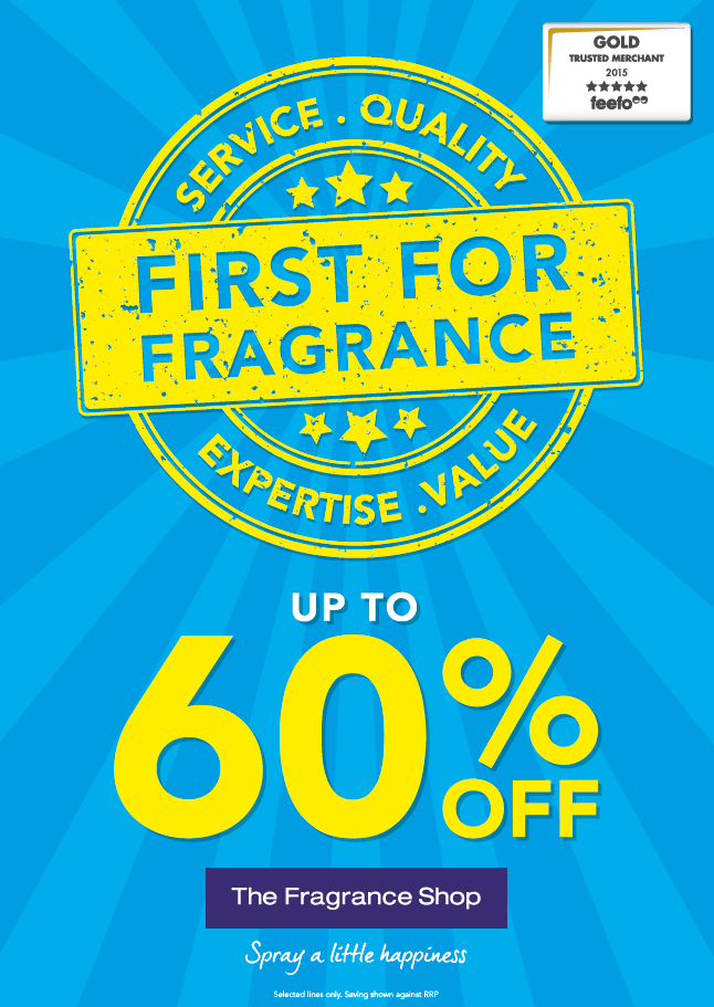 """""""First for Fragrance"""" – The Fragrance Shop, Kings Square Shopping Centre, West Bromwich"""