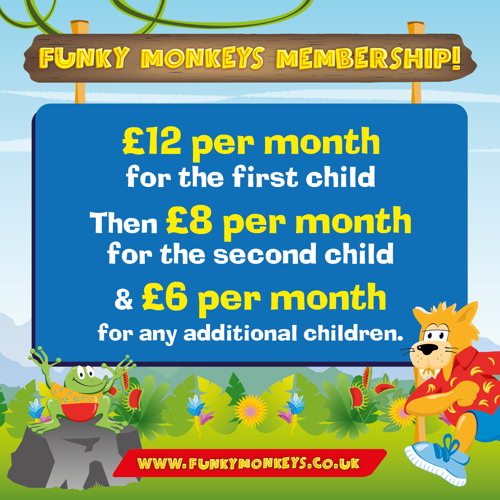 Funky Monkey's Soft Play Area – New Square Shopping Centre, West Bromwich