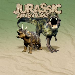 **COMING IN JULY 2015** Jurassic Adventures life-size Dinosaurs, Queens Square Shopping Centre
