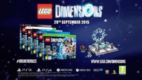 Game, West Bromwich – Lego Dimensions