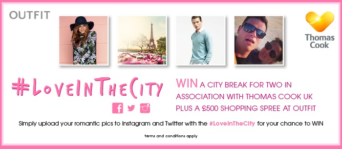 Win a city break from Outfit