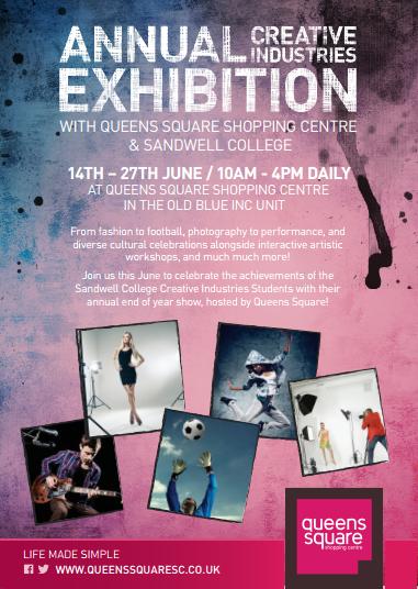 Annual Creative Exhibition 14th-27th June 2014