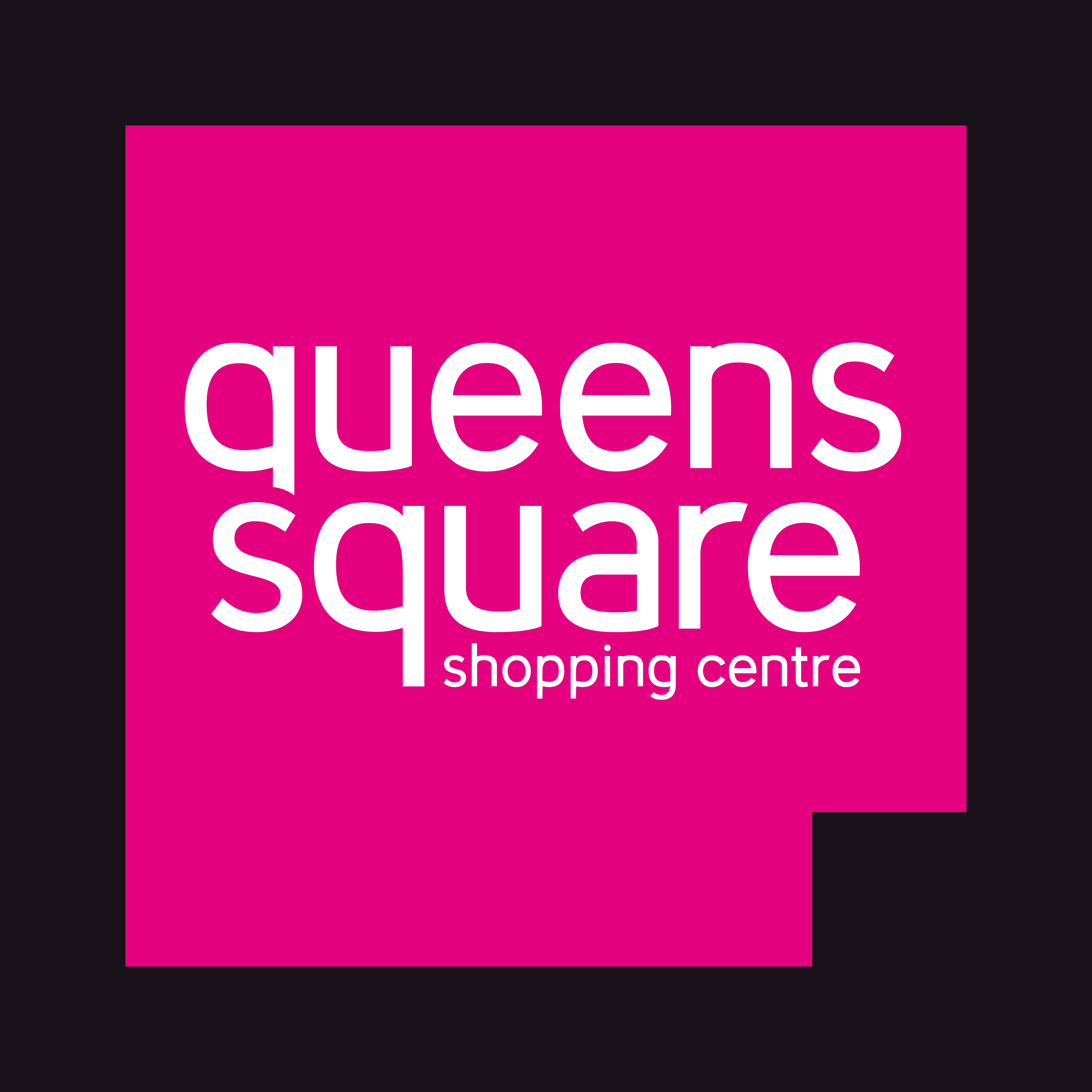 Queens Square Shopping Centre have a new website :)