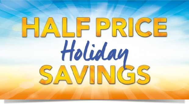 Holiday Special Offers at The Fragrance Shop, West Bromwich