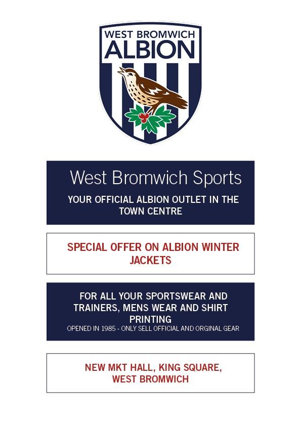 West Bromwich Sports