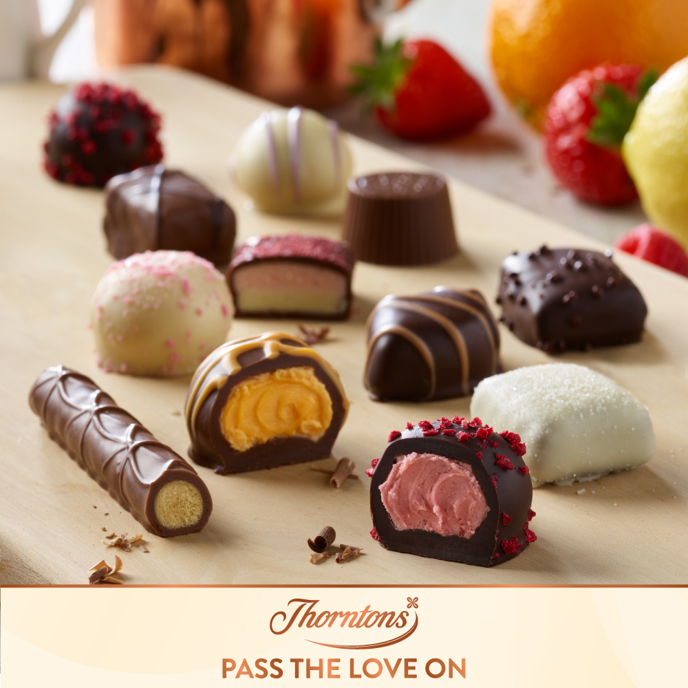 Summer Season at Thorntons, Queens Square Shopping Centre