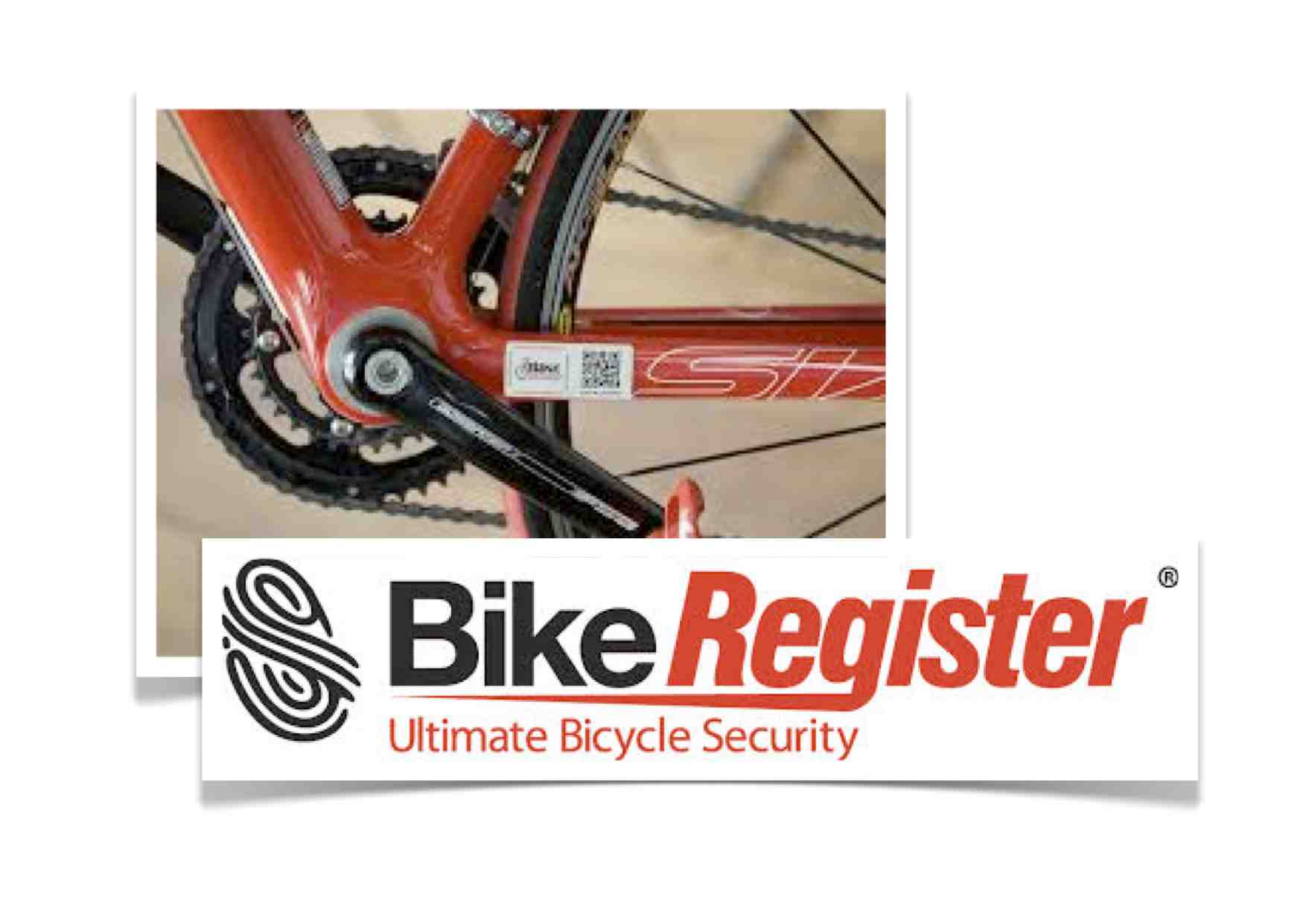 "Get your bike marked up for ""FREE"" by West Midlands Police"