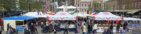 New Traditional European Food and Craft Fair in West Bromwich 29th to 31st May 2014