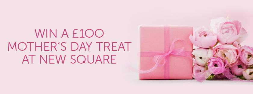 Mothers Day Competition in New Square Shopping Centre