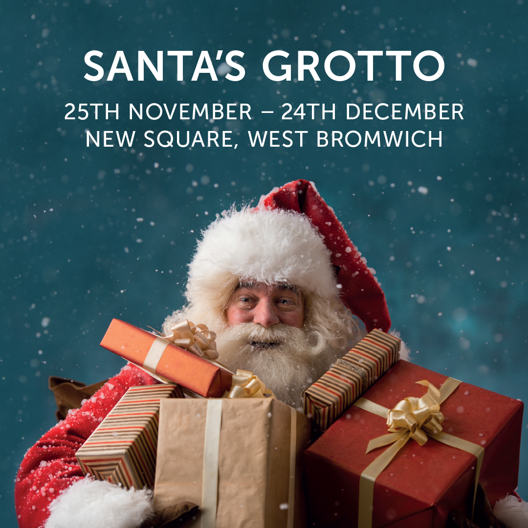 Santa's Grotto in New Square Shopping Centre this Christmas