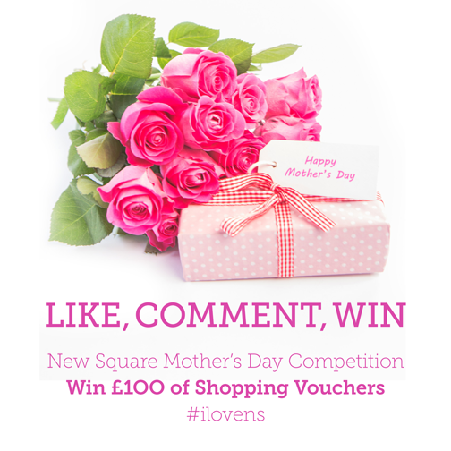 Mothers Day Competition at New Square Shopping Centre