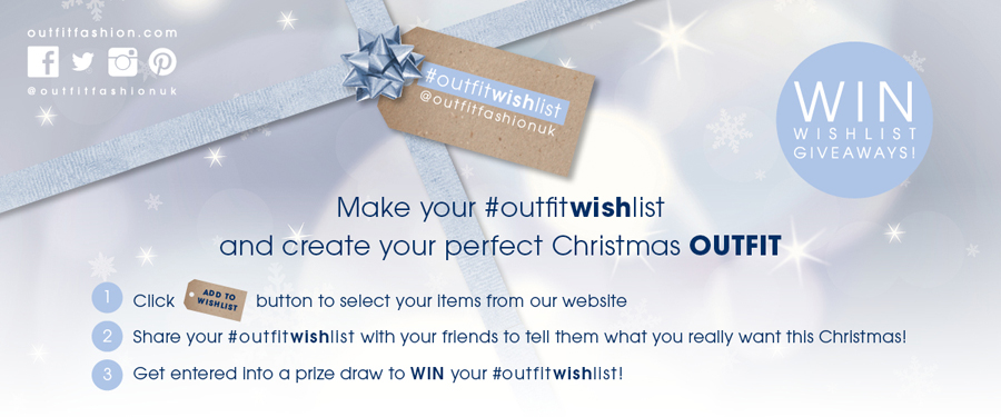 """Make your """"Outfit Wish List"""" in Outfit, New Square Shopping Centre, West Bromwich"""
