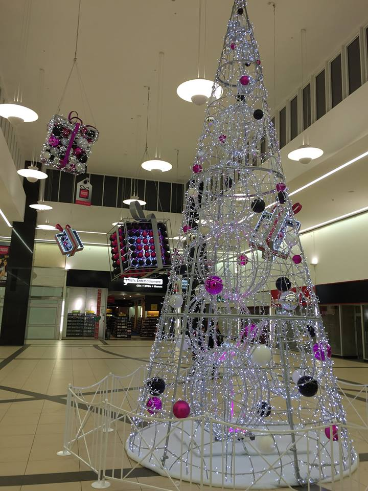 Queens Square Shopping Centre **Competition**