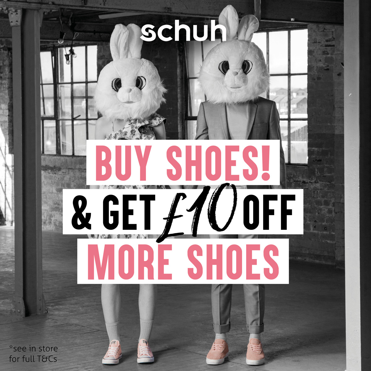 Easter Promotion in Schuh