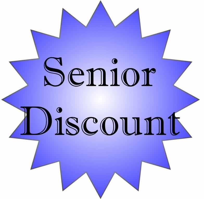 Special Offer for all Senior Citizens