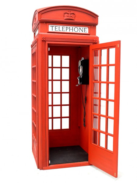 Telephone box repair – reported by West Bromwich Town BID