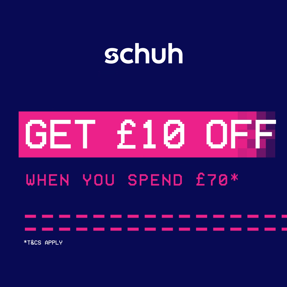 Schuh in New Square – Special Offer !!