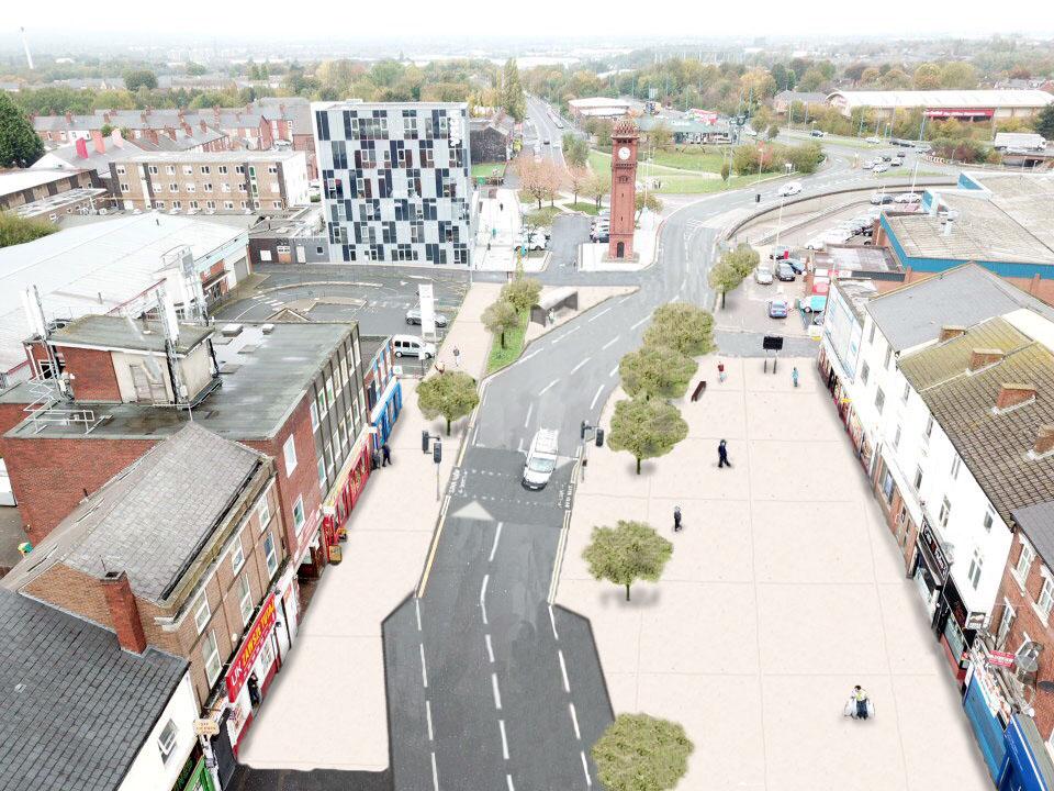 Carters Green Public Realm Improvements
