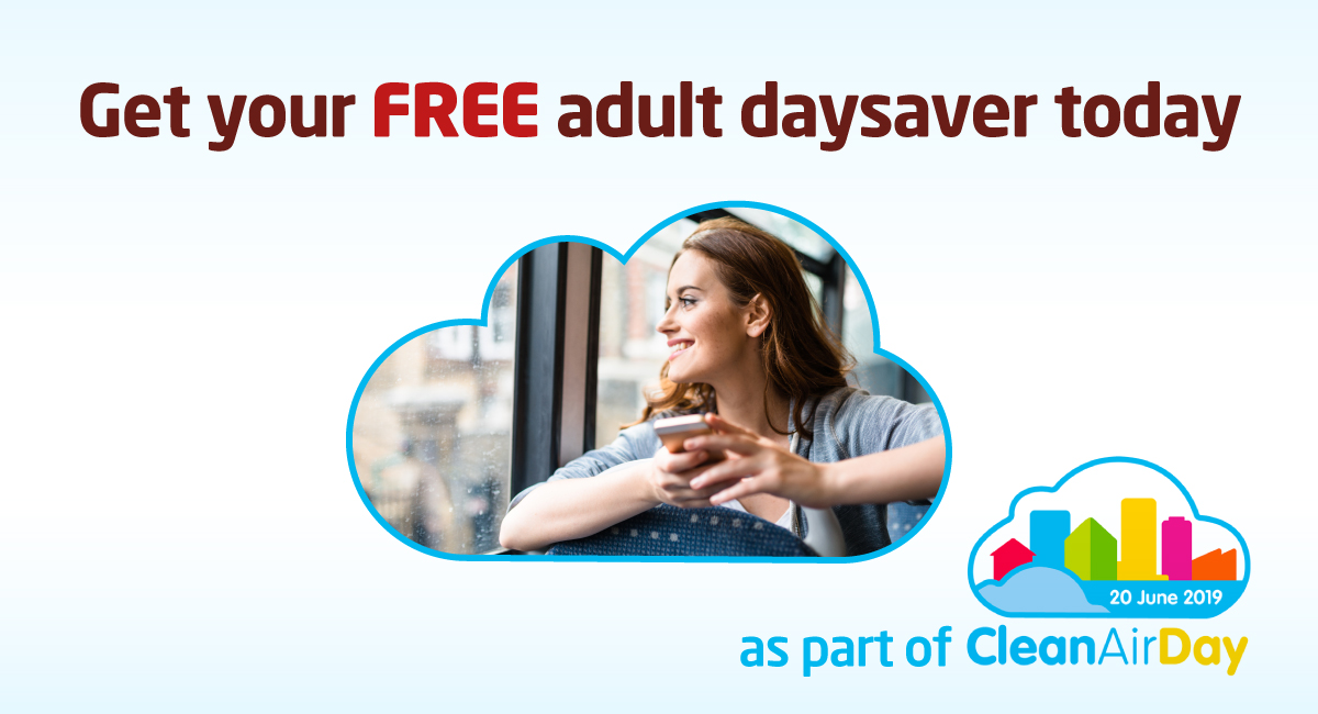 Clean Air Day – Free Travel