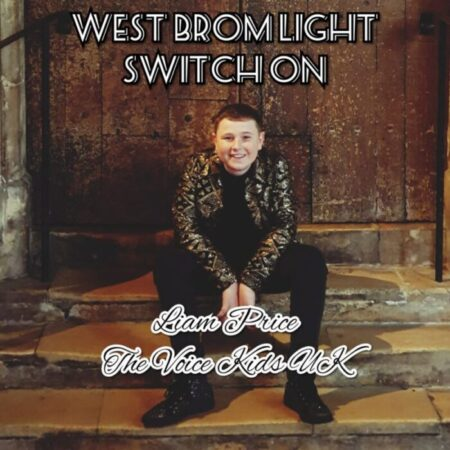 West Bromwich Christmas Light Switch On
