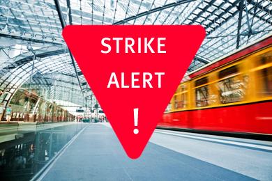 Upcoming Rail Strike