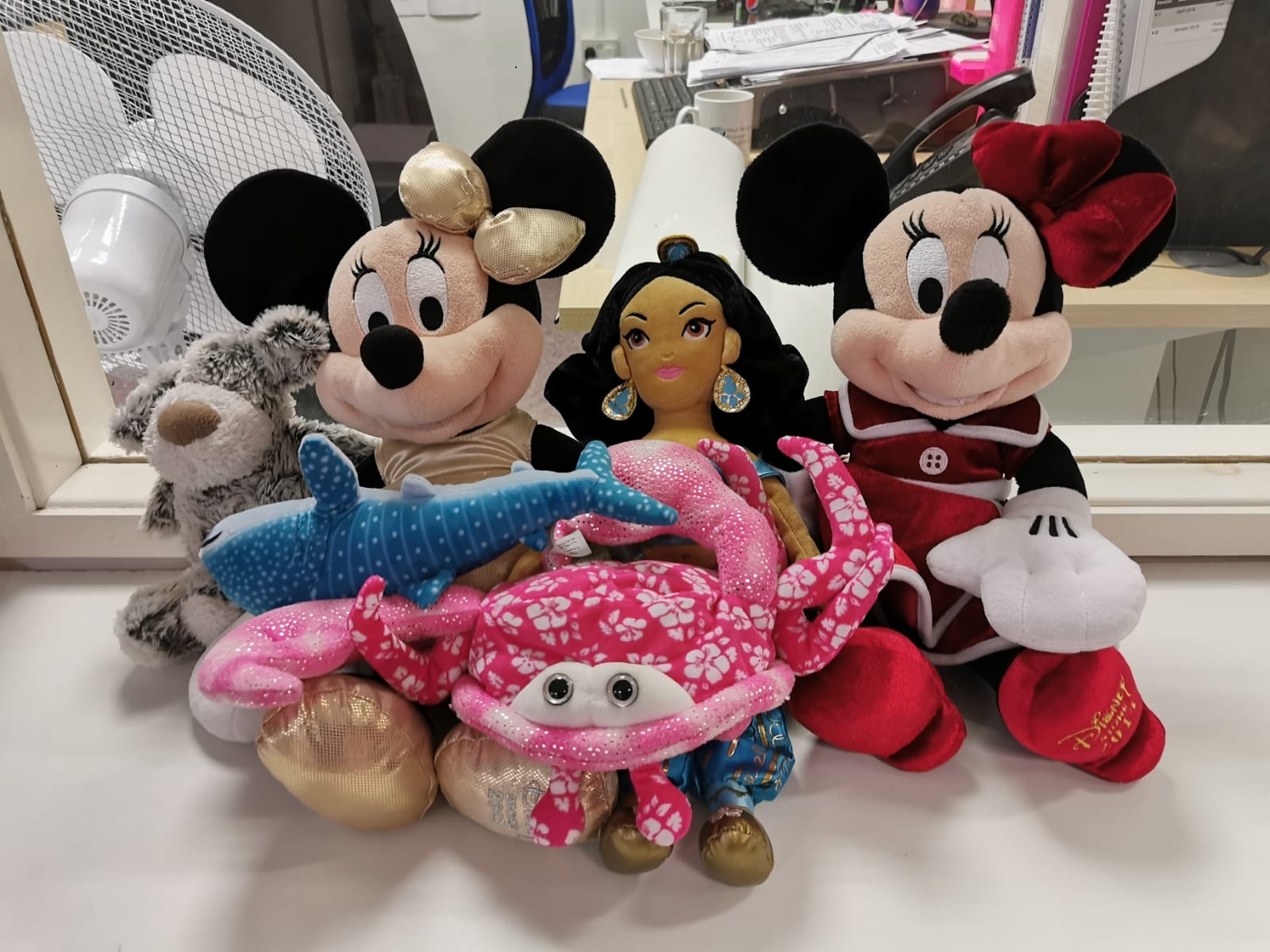 West Bromwich Town BID donate toys to Black Country Women's Aid