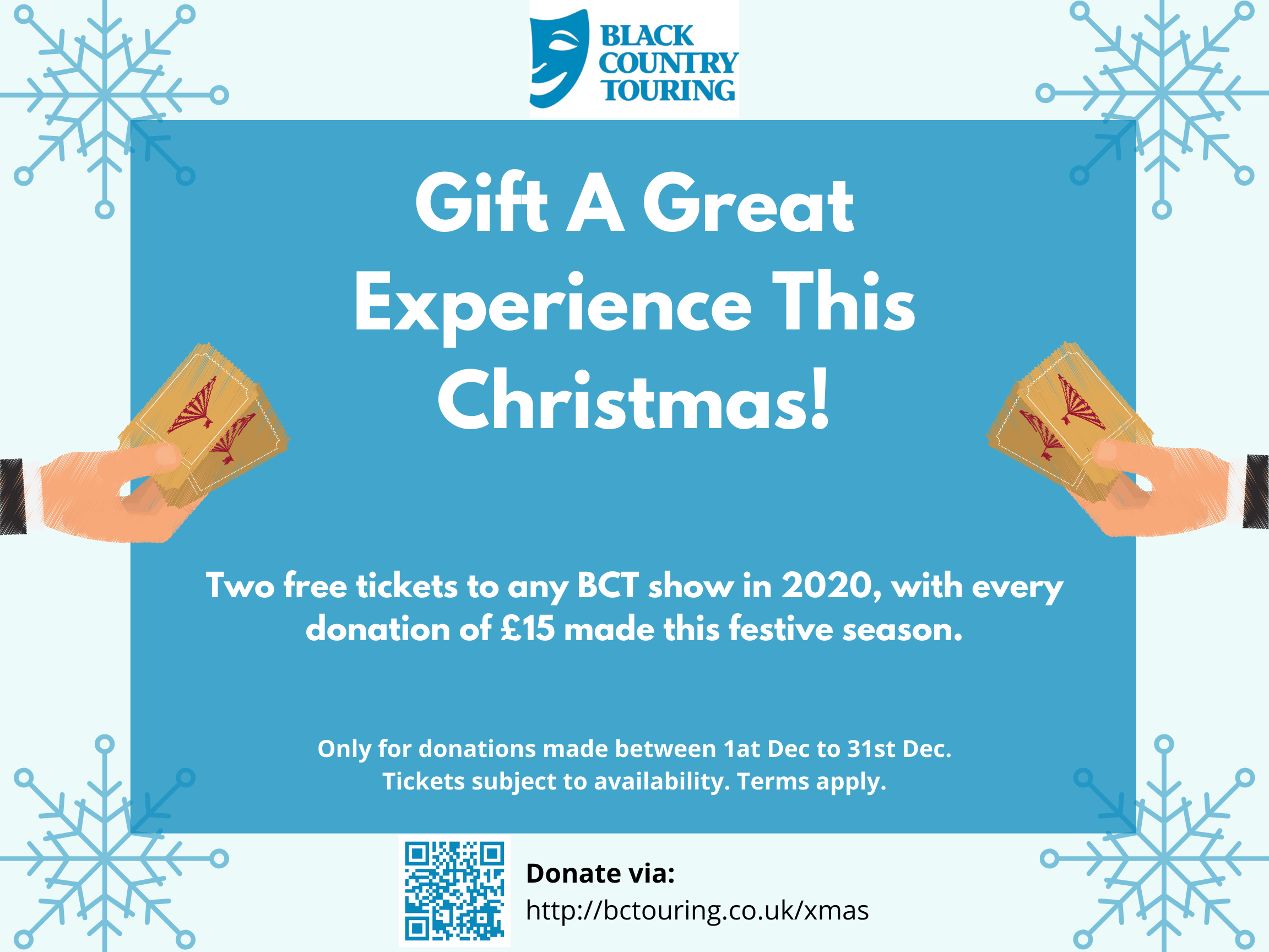 Gift a Great Experience this Christmas