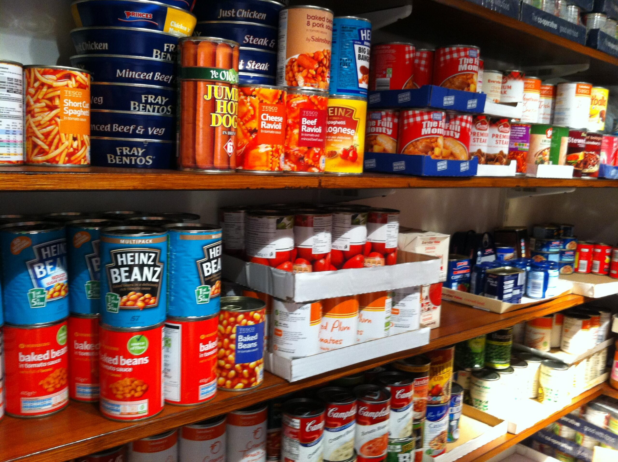 Lets Help the West Bromwich Food Bank this Christmas!
