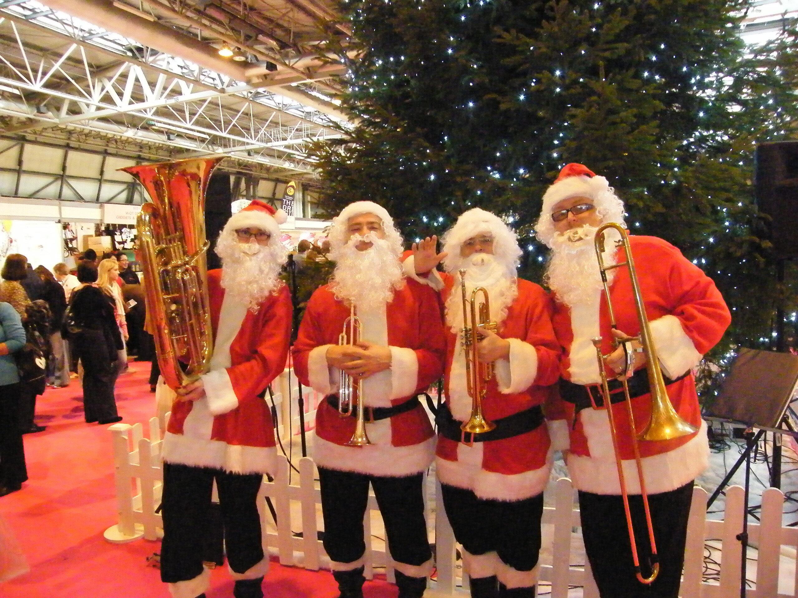 Christmas Extraviganza – Santa's Brass Band