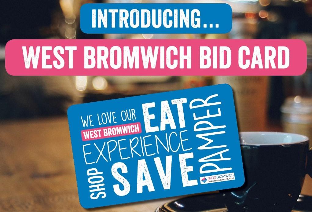 West Bromwich Town BID – Staff Loyalty Card