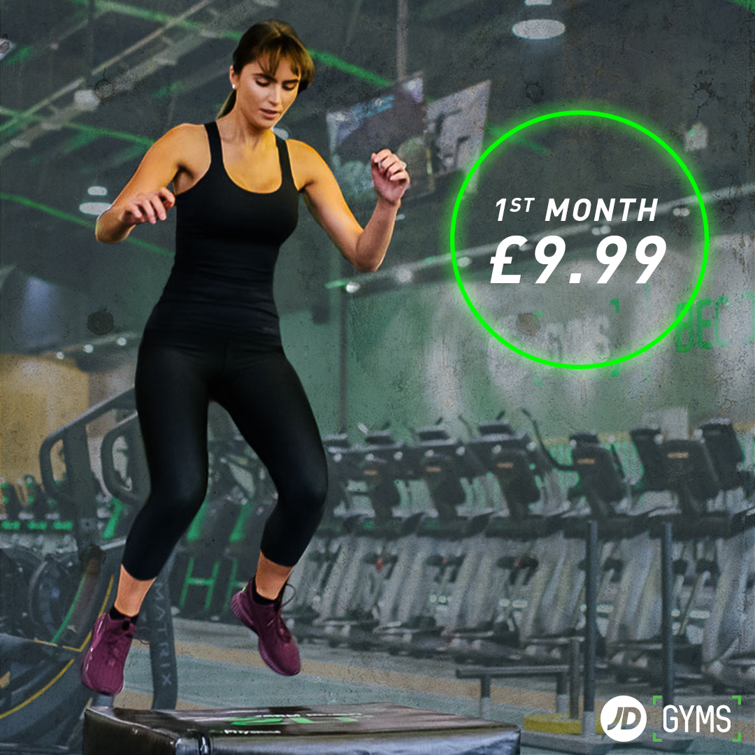 JD Gyms – Membership Special Offer