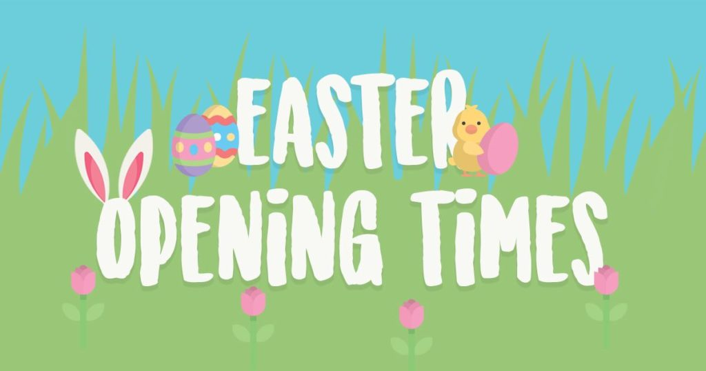 New Square Easter Opening Times