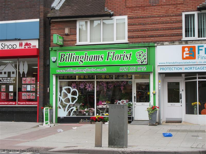 Billingham's Florist