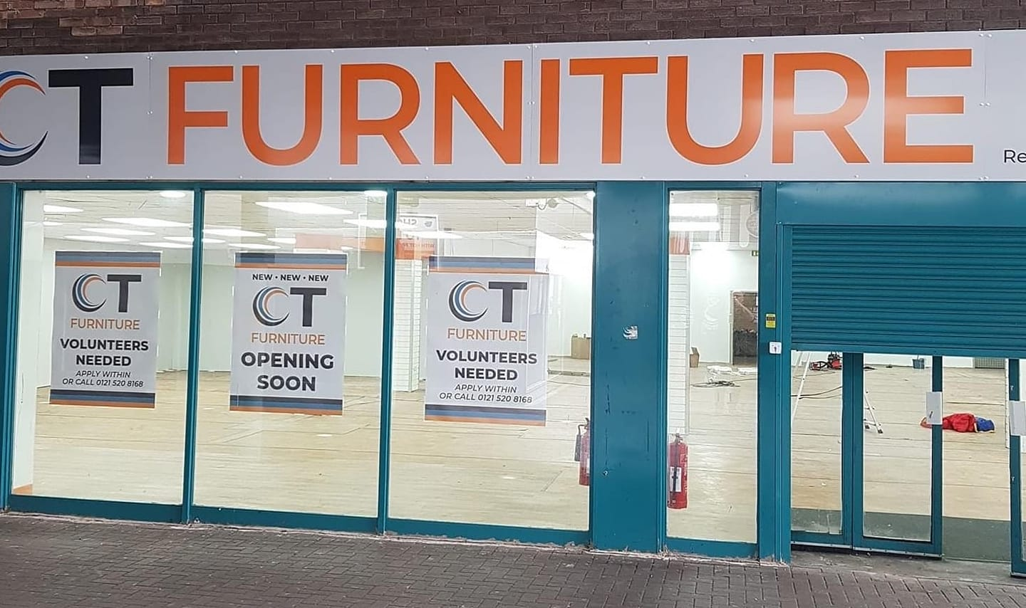 Welcome to CT Furniture!