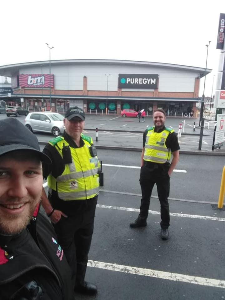 Joint Patrols – West Bromwich Town BID & Sandwell EPO'S