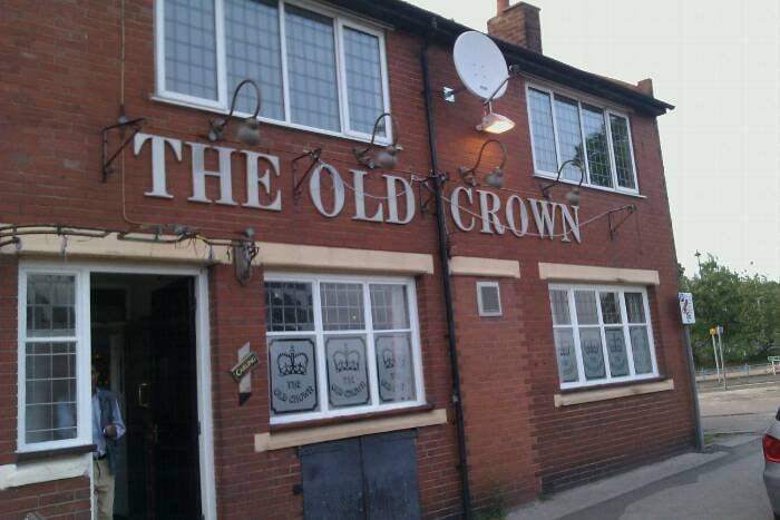 Back in Business – The Old Crown