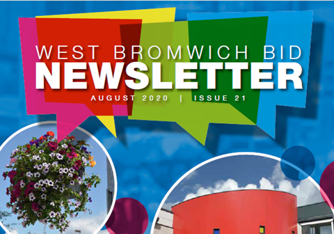 Keeping West Bromwich Town Businesses up to date!