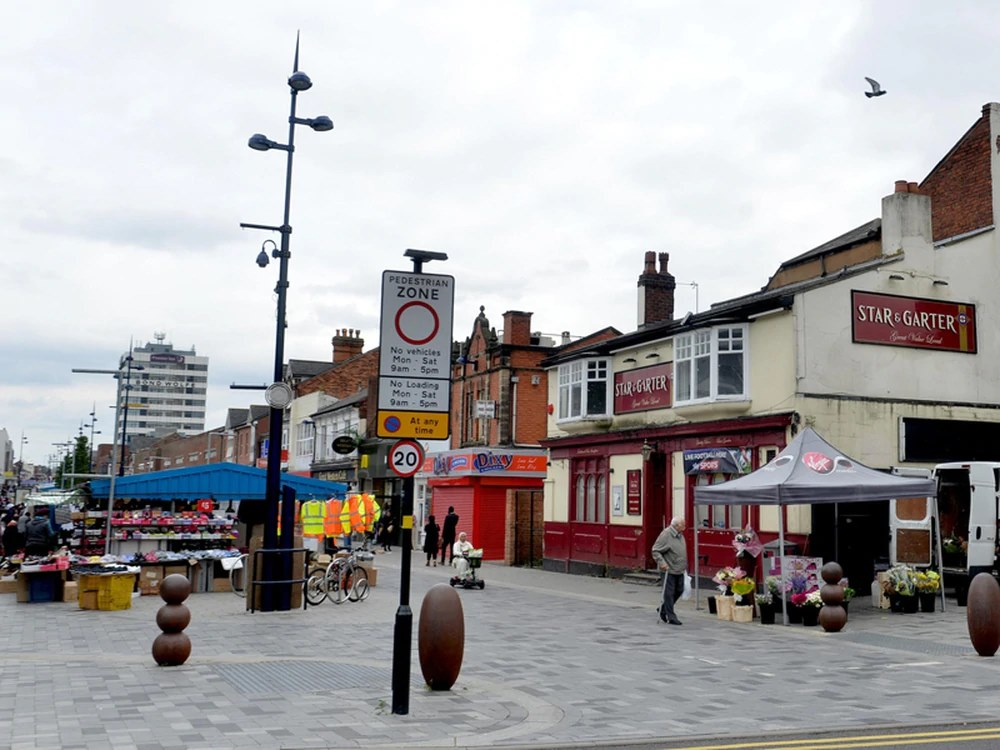 West Bromwich Town BID want your opinion