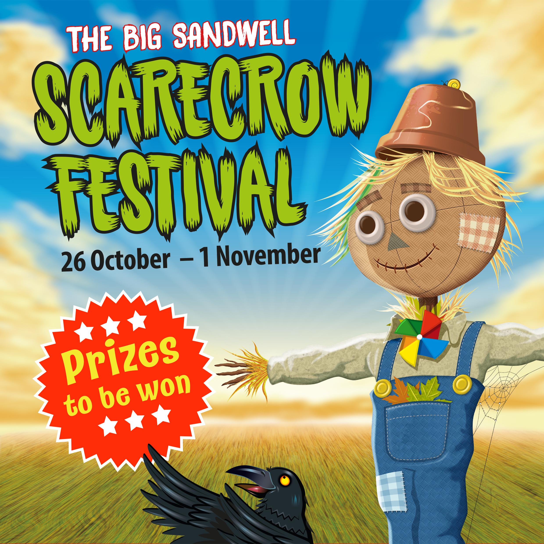 Scarecrow Festival 26/10 to 1/11