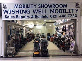 Wishing Well Mobility