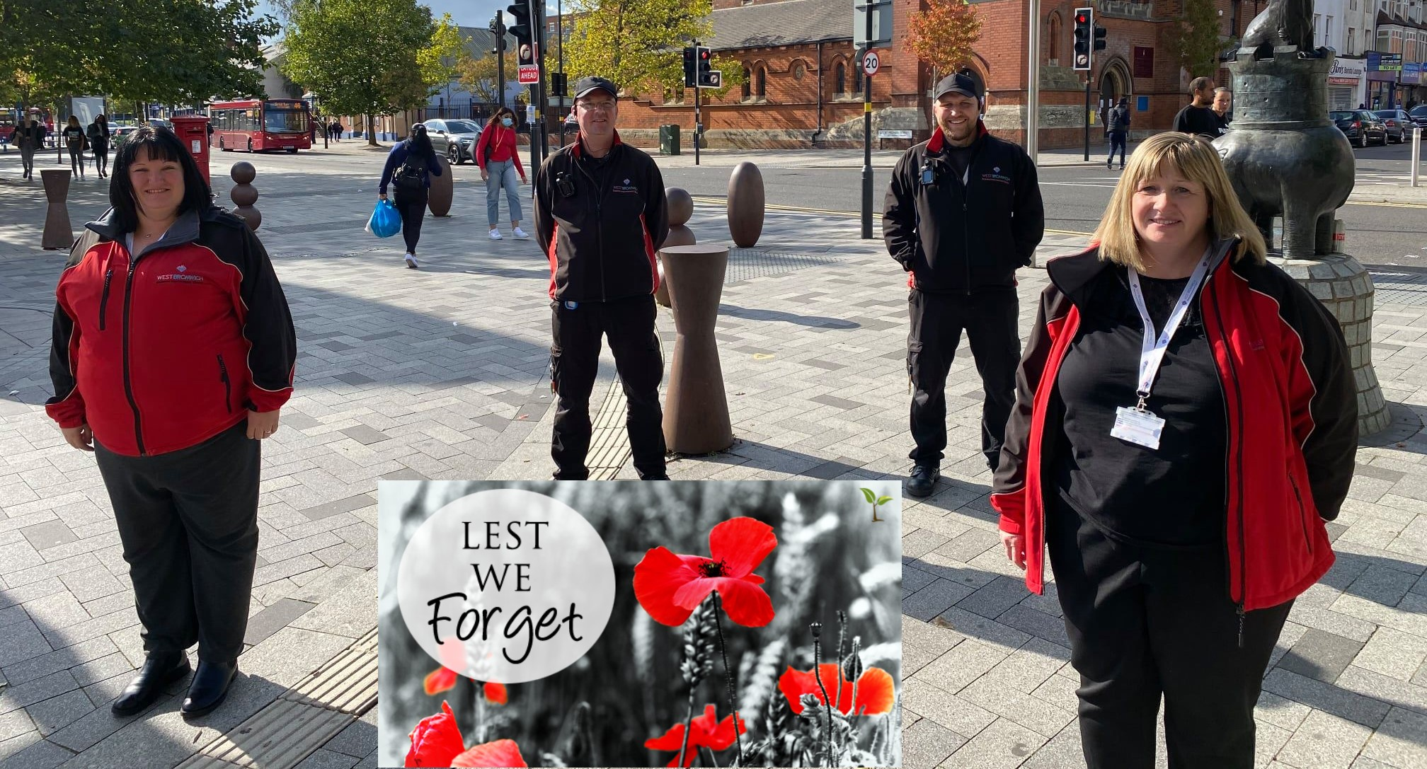 West Bromwich Town BID remember them