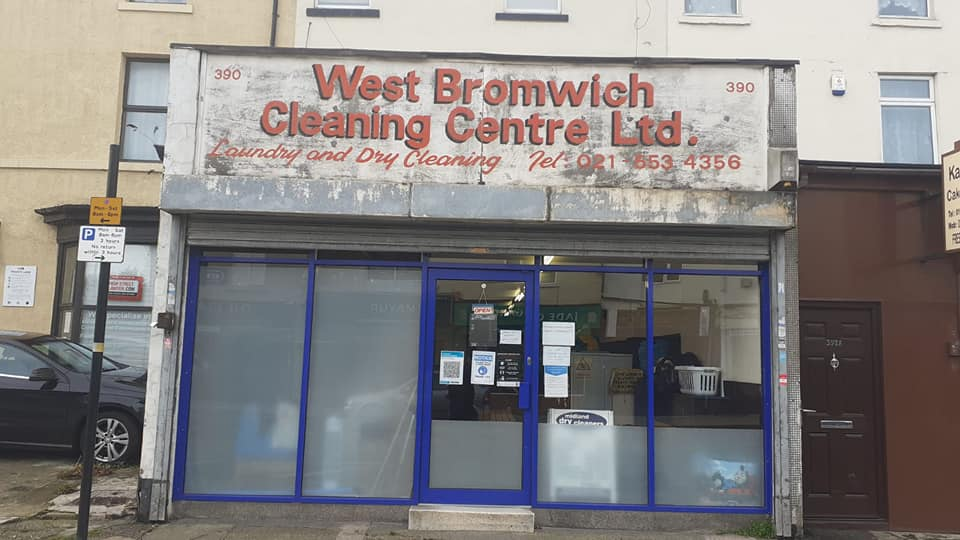 West Bromwich Cleaning Centre