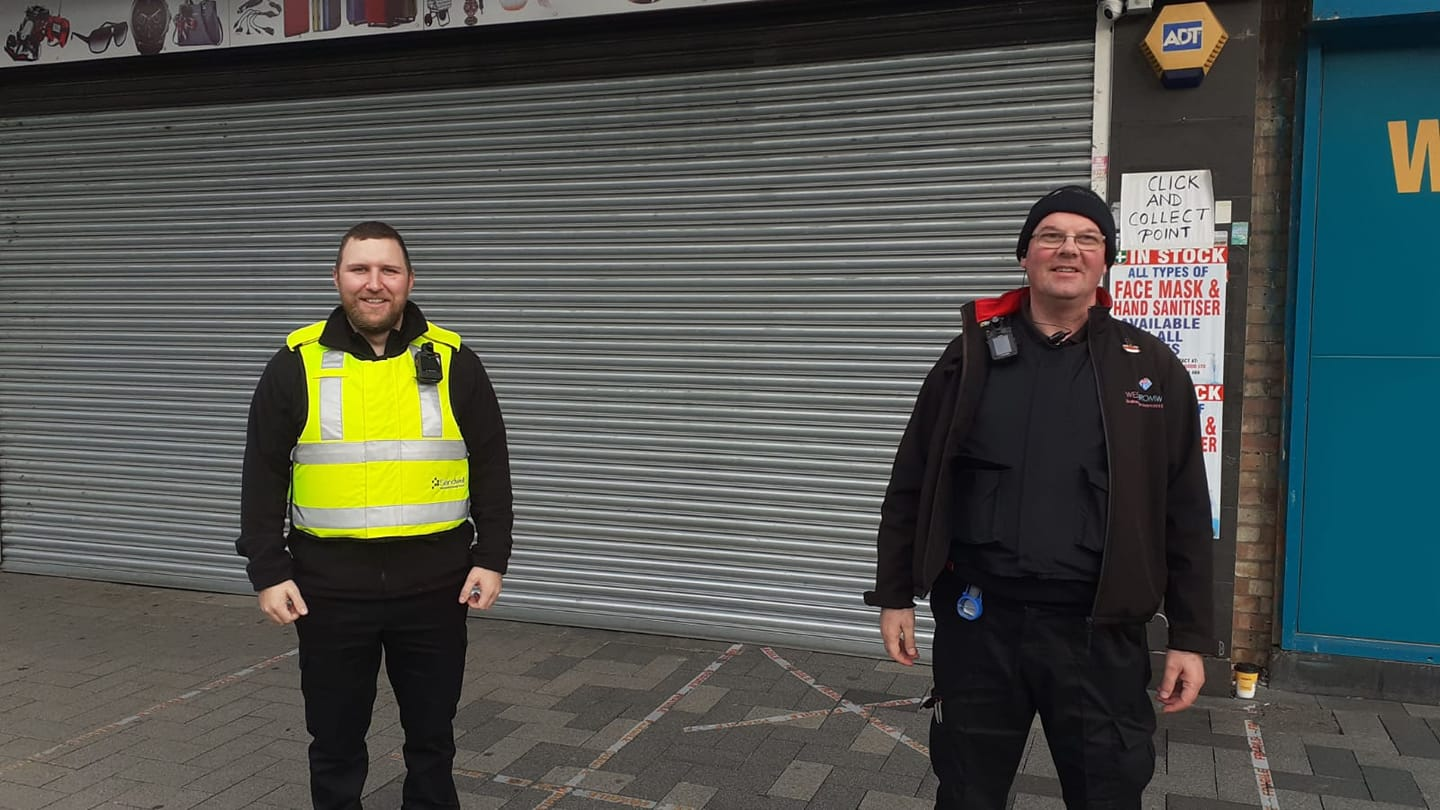 Joint Patrols with Sandwell Council EPO's