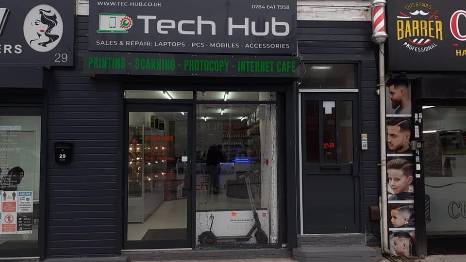 Welcome to West Bromwich Town Tech Hub