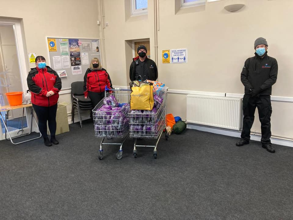 West Bromwich Food Bank Drive (Part 3)