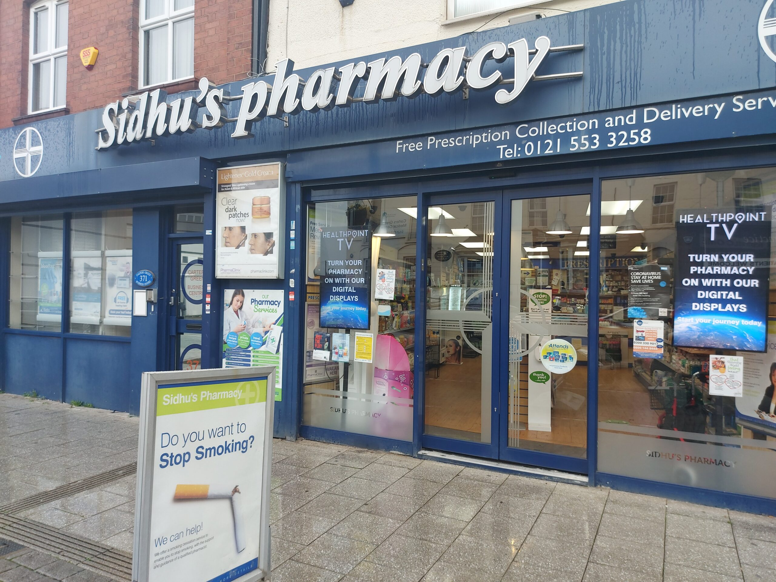 Celebrating our Small Businesses! – Sidhu's Pharmacy, High Street