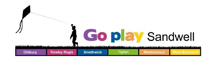 Go Play Sandwell – Christmas Digital Play