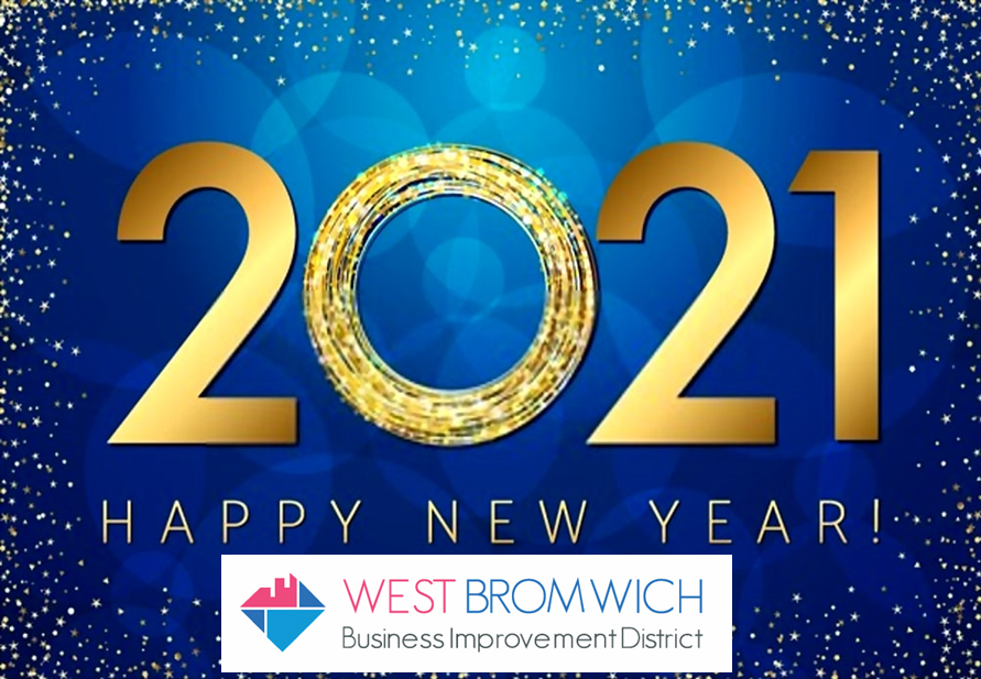 Happy New Year from West Bromwich BID